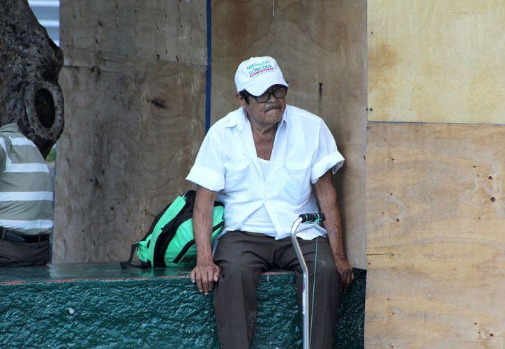 En la campaña se realizaron mil detecciones de enfermedades en hombres mayores de 40 años. (Joel Zamora/SIPSE)