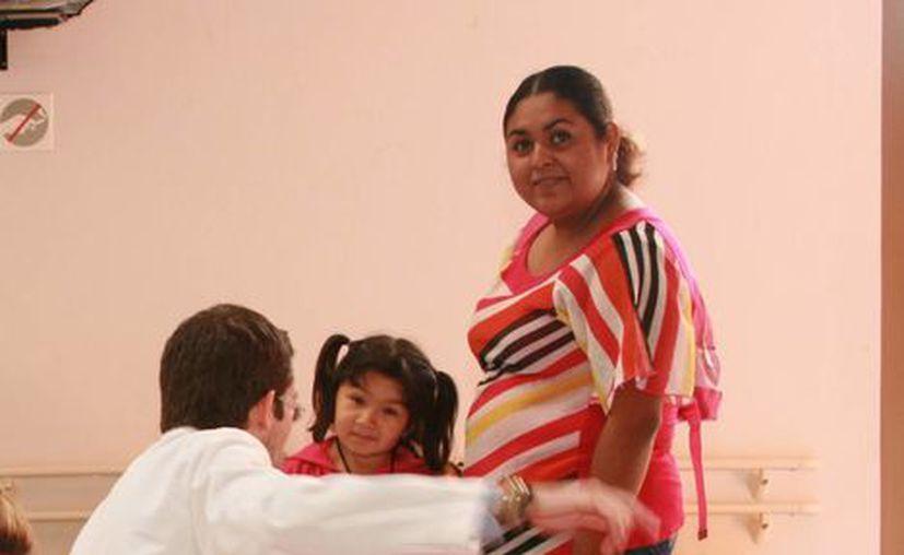 El CRIT Yucatán atiende diariamente hasta 400 personas. (Milenio Novedades)