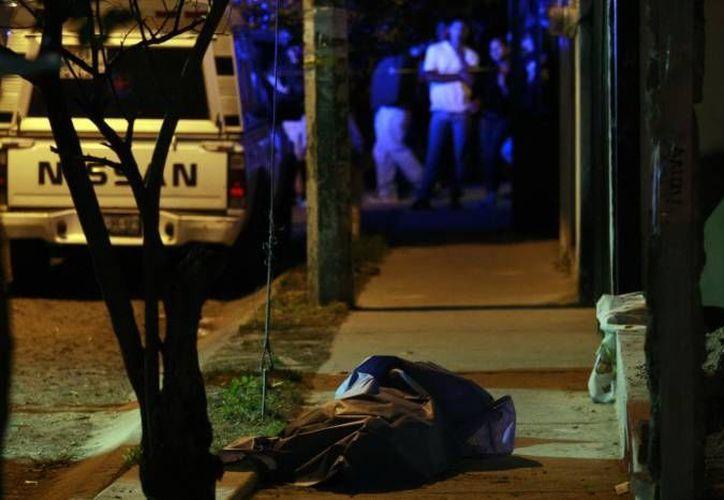 El jefe de grupo de la Policía Ministerial, Jaime Sánchez, fue asesinado a balazos por un grupo armado en la vía pública. (Imagen ilustrativa/ Notimex)