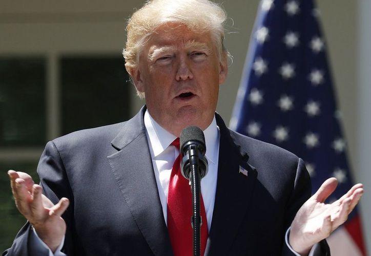 Fiscal de Nueva York abre investigación sobre los negocios de Trump (Foto: Twitter)