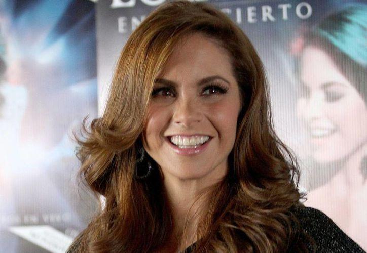 Se especula que Lucero sería postulada a Reina del Festival Viña del Mar, cetro que ya obtuvo en 1992. (Archivo Notimex)