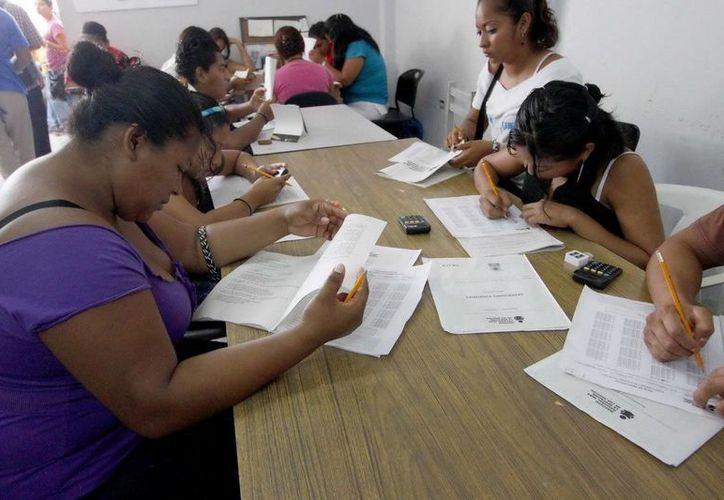 En Quintana Roo se llevará a cabo en 12 sedes de los 10 municipios, con la meta de incorporar a mil 500 personas. (Redacción/SIPSE)