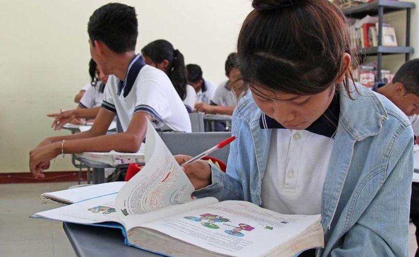 Los estudiantes tendrán un nuevo ciclo escolar. (JesúsTijerina/SIPSE)