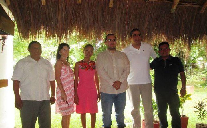 María Josefa López Castillo está al frente de la nueva dirección de la Canirac en Cozumel. (Irving Canul/SIPSE)
