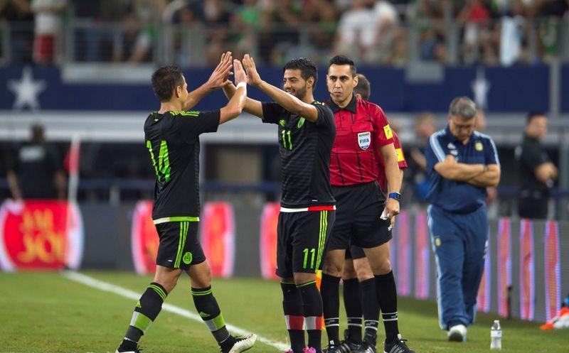 Osorio anunció a 28 en prelista de Rusia 2018
