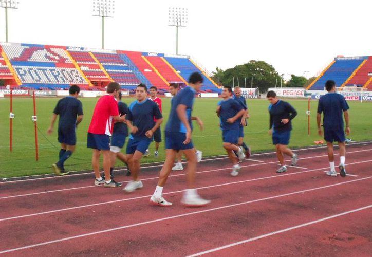 Potros ya tiene forma para encarar el Torneo Clausura 2013 del fútbol mexicano. (Redacción/SIPSE)