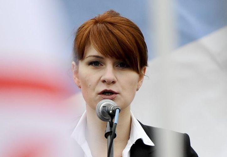 Señalan que Maria Butina actuó como agente encubierta de Rusia. (vanguardia.com)