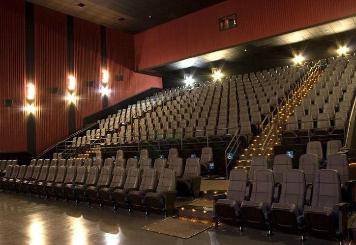 Cinemex es propiedad de Germán Larrea, principal accionista de Grupo México. (industriasideal.mx)