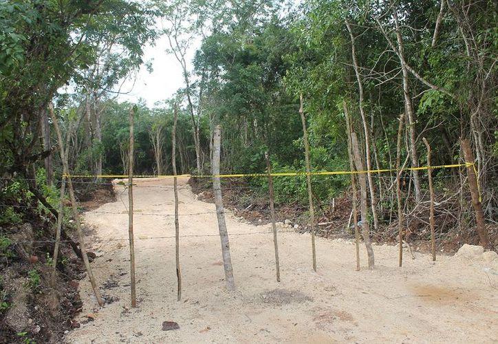 CAPA realizó dos pozos dentro del ejido de San Ángel con anexo Chiquilá. (Gloria Poot/SIPSE)