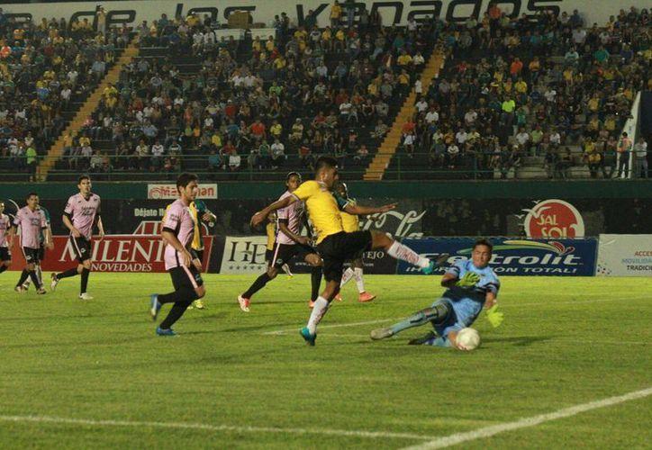 Venados FC consiguió romper la racha de 5 juegos sin conocer la victoria en el Ascenso MX. (Jorge Acosta/Milenio Novedades)