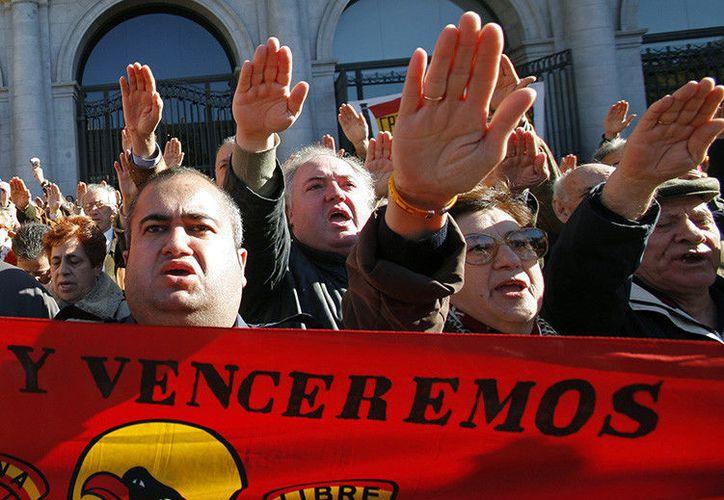"""La comunidad neonazi de Europa ha popularizado las pruebas genéticas para comprobar su """"pureza"""". (RT)"""