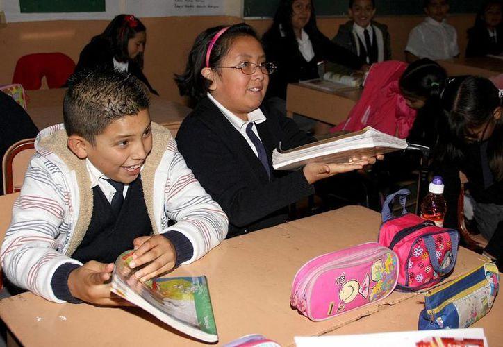 Este tipo de conductas se ha detectado en escuelas del norte del país. (Archivo/Notimex)