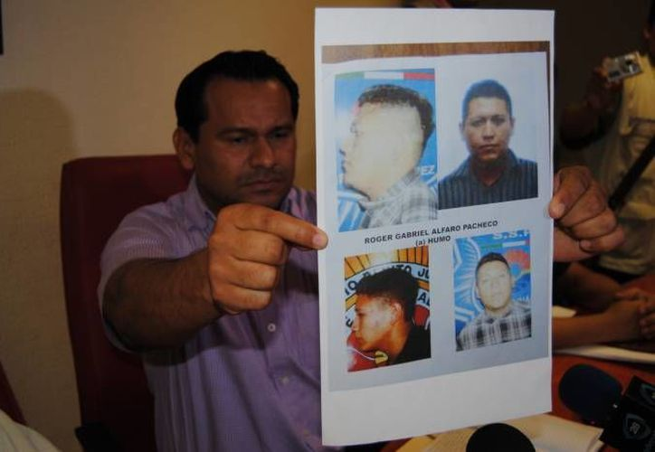 """""""El Humo"""" era el jefe de sicarios  del Cartel del Golfo en Cancún. (Archivo/SIPSE)"""