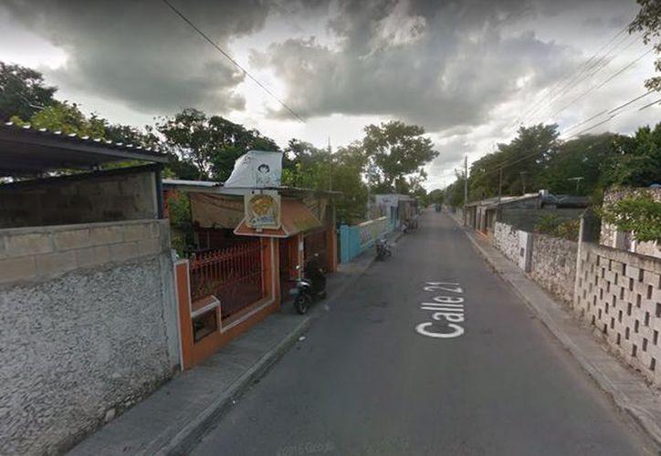 Los hechos se presentaron en el municipio de Hunucmá. (Google Maps)