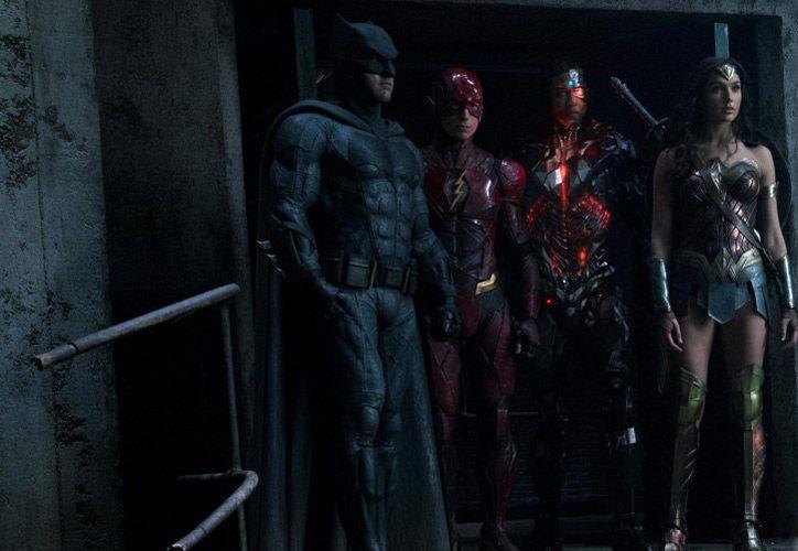 La película de DC se estrenará en noviembre. (Foto: Excelsior)