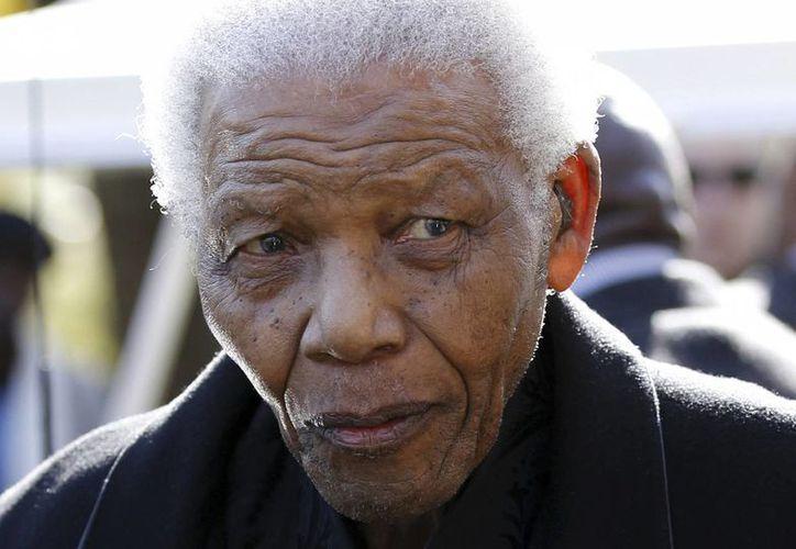 Mandela ha sido hospitalizado tres veces desde diciembre pasado. (Agencias/Archivo)