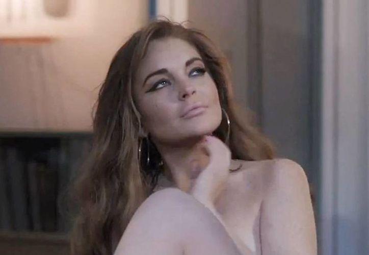 """El guardia personal de actriz de """"The Parents Trap"""" dijo que Lohan es """"inocente"""" y que él golpeó al hermano de Paris por una discusión. (Internet)"""