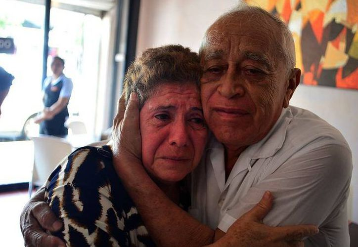 """Ligia Canto Lugo, madre de Emma Molina Canto, se preguntó hace algunos años """"¿Qué falta, que nos asesinen?"""" La respuesta le llegó como la muerte, inesperada, fría: dos hombres asesinaron a su hija Emma Molina. (Archivo/SIPSE)"""