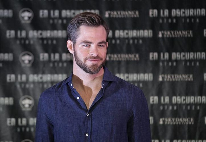 El actor Chris Pine encarnará a Jack Ryan, héroe de cine creado por el fallecido autor Tom Clancy. (EFE/Archivo)
