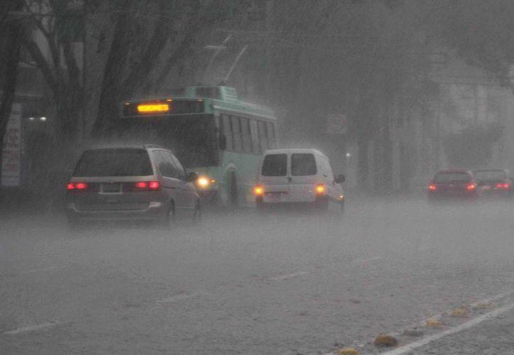 El frente frío número tres se ubicará en el norte de Chihuahua, y ocasionará lluvias moderadas a fuertes con actividad eléctrica. (Notimex/Foto de contexto)