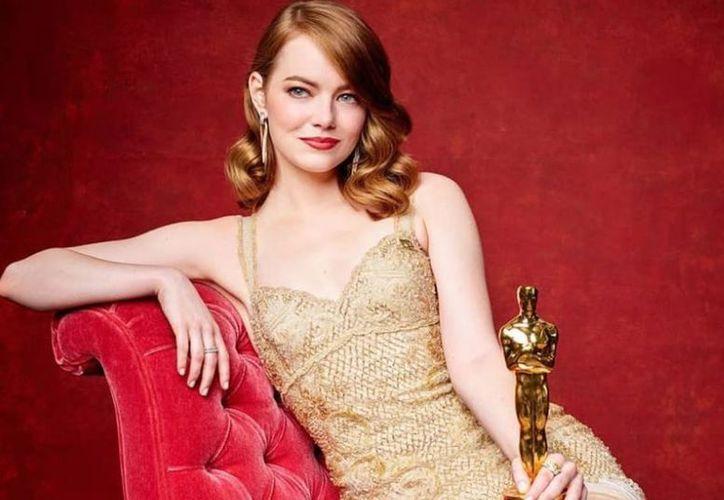 La actriz vive en su particular mundo de ensueño con la industria del cine. (vanguardia.com)