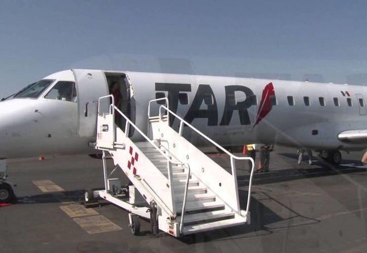 La empresa aérea iniciará con nuevas rutas en estados de la Península. (Israel Leal/SIPSE)