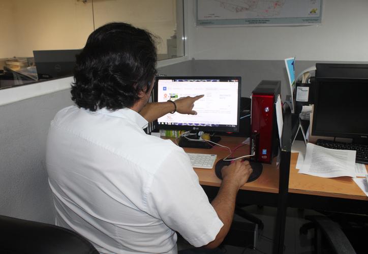 Personal del organismo estatal revisará las páginas digitales de cada comuna. (Daniel Tejada/SIPSE)