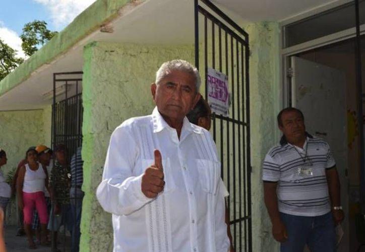 El PRD es el primer partido político que de desmarca del alcalde de Progreso, José Isabel Cortés (foto), de quien manifestó que no solapará actos irresponsables. (Foto: SIPSE)