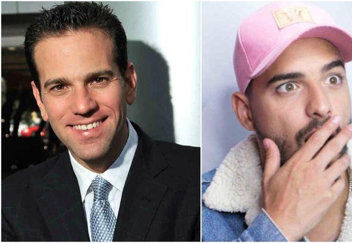 Usuarios en redes sociales han comentado que el cambio le ha favorecido  al periodista Carlos Loret de Mola. (TKM)