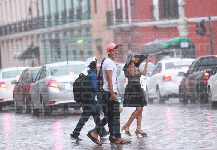 A pesar de la lluvia, las temperaturas serán cálidas al amanecer de hasta 23 grados Celsius, y calurosas a muy calurosas durante el día. (Milenio Novedades)