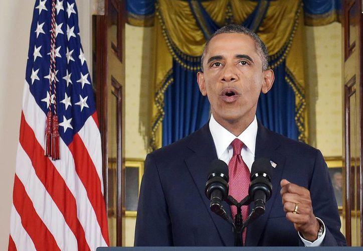 Obama informó que Afganistán es el mayor cultivador de opio en el mundo con una producción de 198 mil hectáreas en 2013. (Agencias)