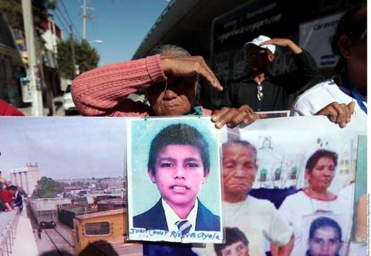 Las actividades incluyen a madres mexicanas, así como de El Salvador, Guatemala y Honduras. (Archivo/SIPSE)