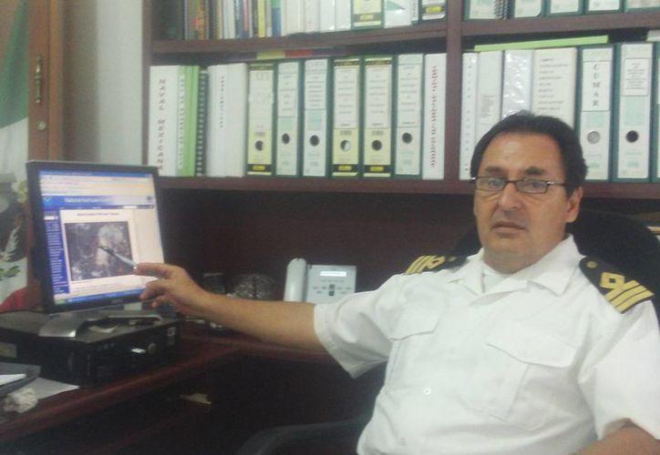El encargado del despacho de la dependencia, Carlos Ignacio Olivares Bueno. (Milenio Novedades)