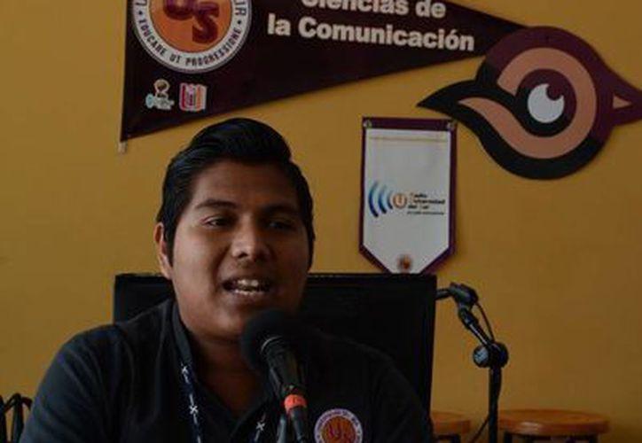 Seis escuelas cuentan con radio por internet entre ellas la Universidad del Sur. (Victoria González/SIPSE)
