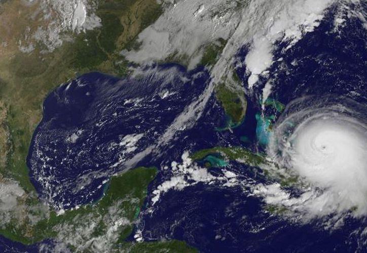 El huracán María dejó cerca de cien mil millones en daños en Puerto Rico. (Meteorología RD)