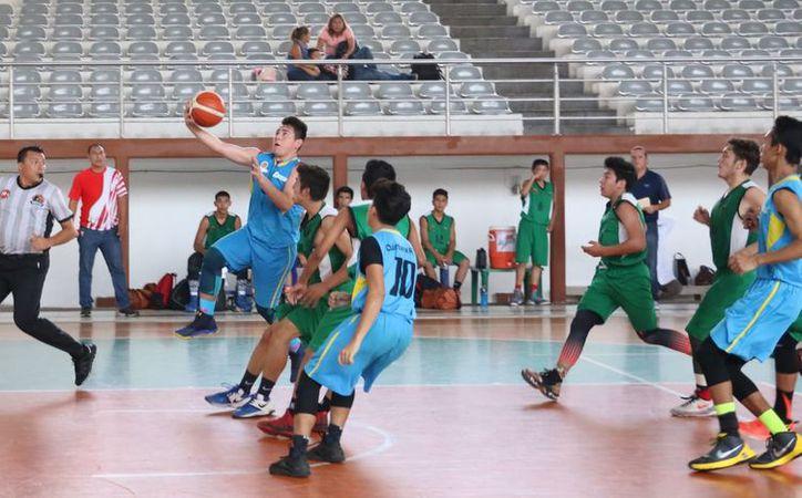 Finalizaron las actividades del campeonato regional de baloncesto. (Raúl Caballero/SIPSE)