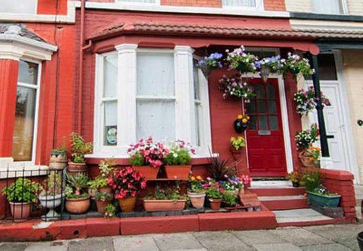 Casa donde el músico pasó su infancia. (guardian.co.uk)