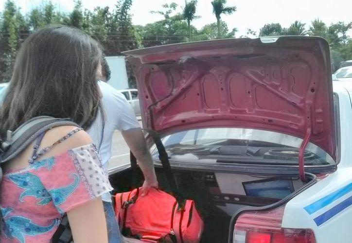 Un taxista de Bacalar fue suspendido tras ser denunciado por una mujer, de acosarla. (Javier Ortiz/SIPSE)