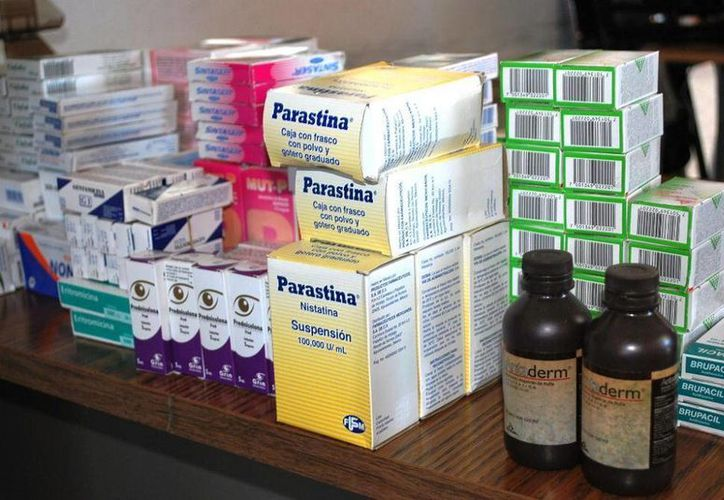 Se atienden más de 50 solicitudes de medicamentos por semana. (Redacción/SIPSE)