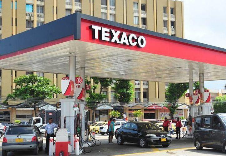 Texaco podría instalarse en México para el segundo semestre de 2017. (zonacero.com)
