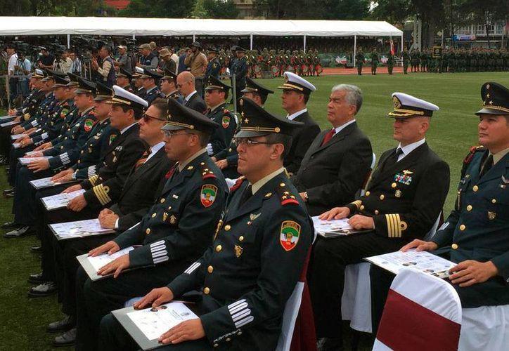 Las nuevas disposiciones en materia de condecoraciones, fueron producto de reformas a la Ley de Ascensos y Recompensas del Ejército y Fuerza Aérea Mexicanos. (Archivo/Notimex)