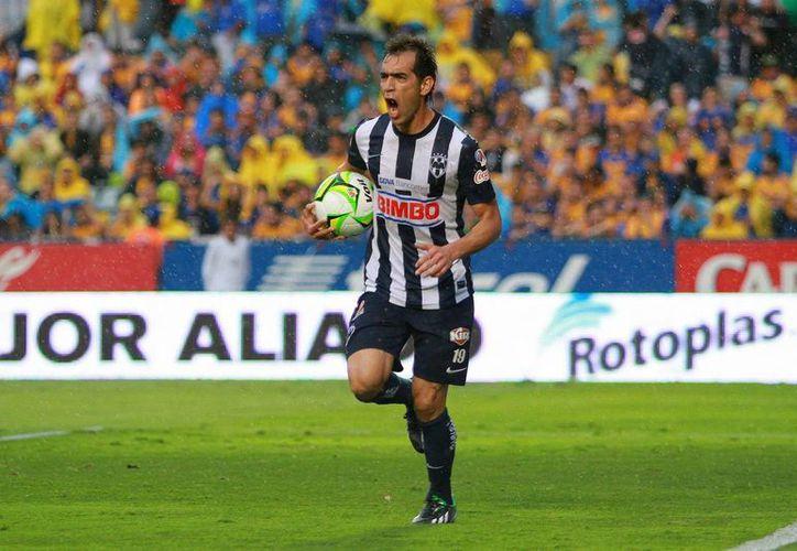 Chelito Delgado se lesionó durante el partido de octavos de final frente a Tigres de UANL. (Agencias/Archivo)