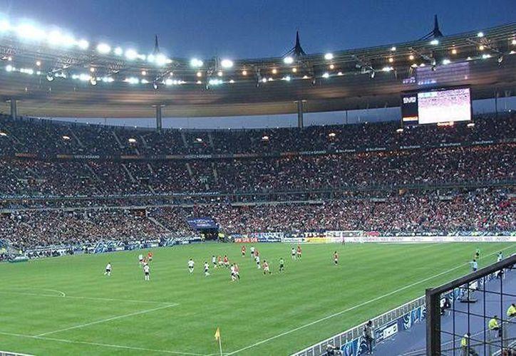 El estadio de la capital francesa será escenario del partido de cuartos de final de la Eurocopa de fútbol entre Francia-Islandia. (RT)