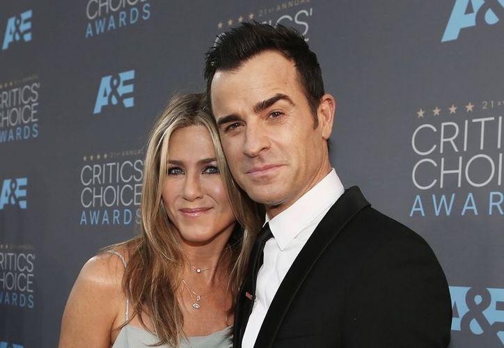 Jennifer y Justin se comprometieron en 2012, siete años después de que la actriz terminó su relación con Brad Pitt. (Foto: Contexto)