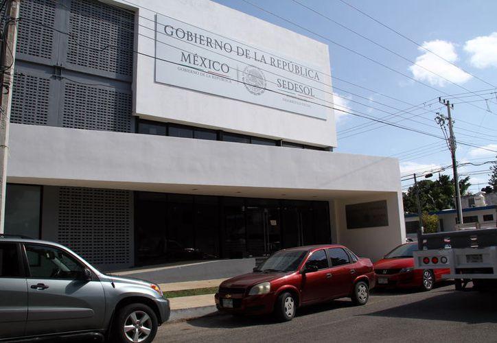 El subdelegado Efraín Humberto Martín Sosa tomará el cargo de delegado de la Secretaría de Desarrollo Social (Sedesol)  dejado por Miguel Enríquez López (Foto Jorge Acosta)
