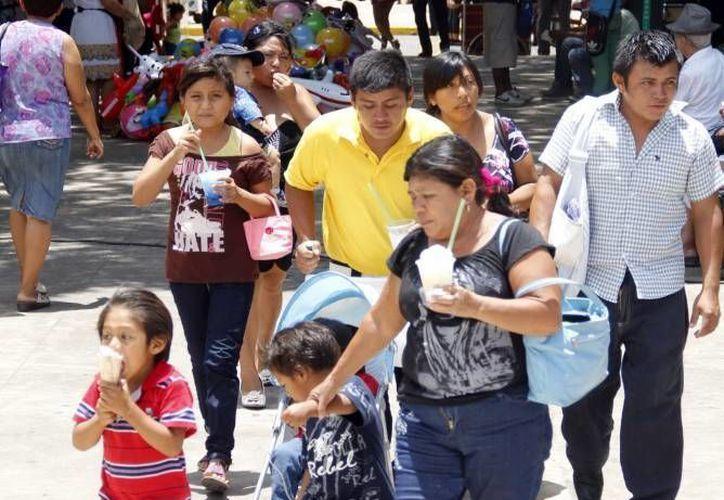Yucatán será uno de los estados donde el calor podría llegar a los 35 grados. (SIPSE)