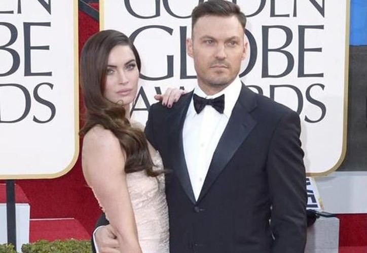 Las estrellas hollywoodenses se separarán después de cinco años de matrimonio. Megan Fox tendrá que pagarle a su todavía marido una pensión alimenticia ya que éste tiene problemas físicos. (Archivo EFE)