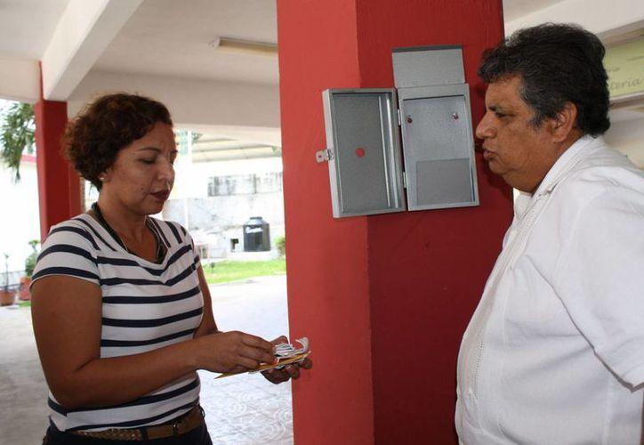 El buzón de denuncia  y quejas, había demostrado resultados concisos pero fue frenado por la contraloría municipal. (Enrique Mena/SIPSE)