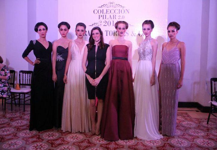 Fernanda Ancona tiene una breve pero fructífera carrera en la moda. (SIPSE)