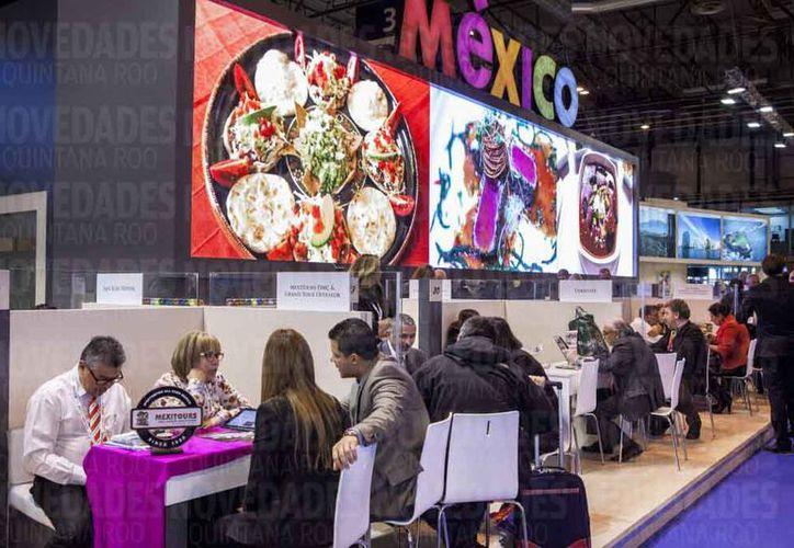 Prevén que el miércoles se realizará la inauguración del pabellón de México. (Israel Leal/SIPSE)